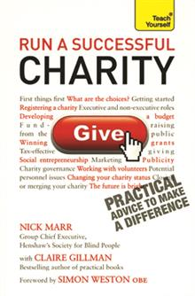 Thinking of starting a charity? Read this first