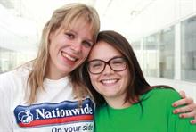 Business partner: Macmillan Cancer Support and Nationwide Building Society