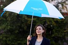 Carey Mulligan steps out to support Alzheimer's Society