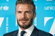 David Beckham launches new fund with Unicef