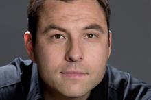 David Walliams shows his support for social care charity
