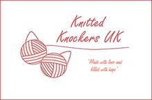 Exits & Entrances: Knitted Knockers UK sticks to its charity knitting