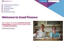 Social investment website Good Finance is launched