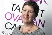 Lynne Gravatt of Target Ovarian Cancer