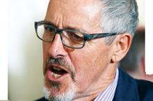 Griff Rhys Jones: 'Be wary of big plans and big commercial interests'