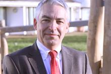Jonathan O'Shea appointed as chief executive of children's hospice Ty Hafan