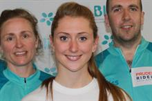 Laura Trott hosts cycling masterclass for Bliss