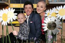 Rory McIlroy launches Cancer Fund for Children centre