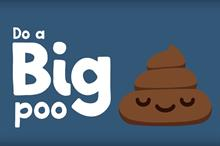 'Big poo' song released to raise funds for cancer charity