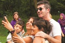 Simon Cowell supports Children's Hospice Week
