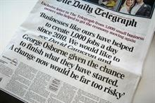 Charity Commission writes to four charities that signed pro-Tory letter in The Daily Telegraph