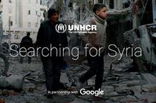 UNHCR and Google launch Searching for Syria website