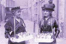1914-1918: How charities helped to win WW1