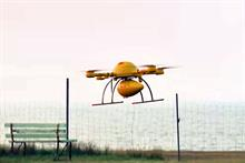 DHL makes first commercial deliveries with 'paketkopter' drone