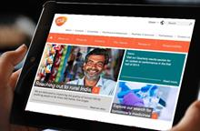 GSK refreshes corporate sites in wider brand refocus