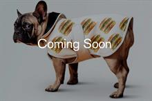 McDonald's serves burger-themed dog-coats and wellies in Big Mac 'lifestyle collection'