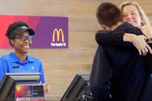 McDonald's to give away free food for an 'act of lovin' in Super Bowl promo