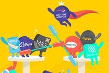 Superbrands top 20 features six new entrants