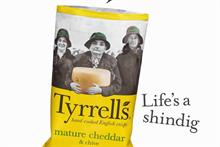 Tyrells coins 'Life's a shindig' slogan for first-ever advertising campaign