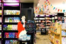 Waterstones and Airbnb tie up for competition inspired by man locked in bookstore