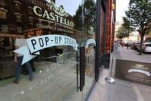 Castello offers 'truly immersive' cheese pop-up in Shoreditch