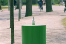 GPS-enabled bottles lead tourists to Amsterdam's Heineken Experience