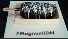 Unilever gives London the 'Make My Magnum' treatment with personalised pop-up store
