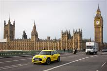 Selfridges and Mini partner for chauffeured shopping service