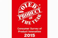 Product of the Year 2015: Consumers give vote of confidence