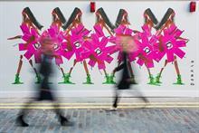 Instagram artist helps transform Covent Garden into a high-end fashion destination