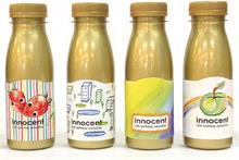 Innocent celebrates 15th birthday with arty labels