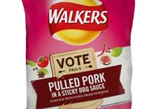 Walkers crowns 'Pulled Pork' crisps as 'Do us a Flavour' winner