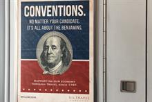 U.S. Travel uses Democratic and Republican conventions to promote travel industry