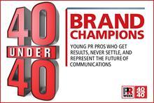 40 Under 40 2015: Brand champions