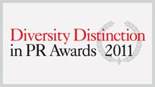 Diversity Distinction in PR Awards 2011