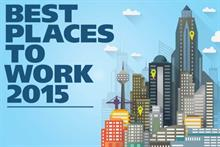 The US PR industry's Best Places To Work in 2015