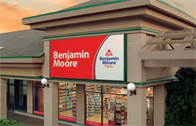 Sharp applies fresh coat of PR to Benjamin Moore