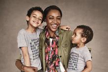 Fashion partnership shines spotlight on AIDS charity
