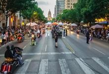 Austin biker rally revs up crisis response after Waco shoot out