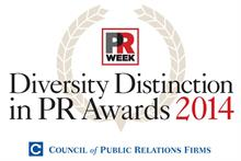 Diversity Distinction in PR Awards 2014: Beacons of progress