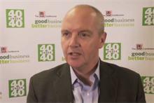 Video: Businesses need to talk more about doing good, says GE's Sheffer