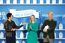 Organizations combine for Great American Milk Drive