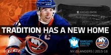 Islanders take fans and team history to new digs in Brooklyn
