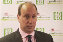 Video: Leaders must 'walk the talk' with CSR efforts, says Colgate's Skala
