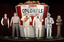 CMO Q&A: How KFC's Colonel Sanders reboot 'broke the Internet' - twice