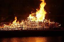 Showcase: Flint helps Artichoke set the capital on fire for London's Burning