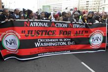 National Action Network rallies people around police reform
