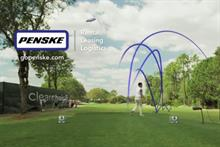 Penske tees off #MovingDay campaign with NBC's Golf Channel