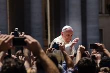 Divine inspiration: Pope Francis' US visit - and PR message - can help rebuild Catholic Church, say comms pros