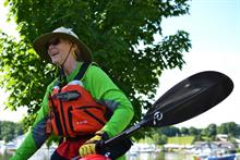 Retired doctor goes on 2,500-mile kayak trek for nonprofit
